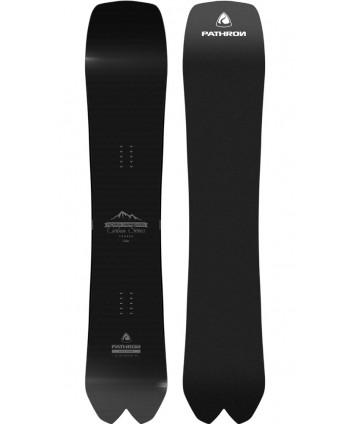 Pagrindinis Snieglentė Pathron Carbon Powder Split 2018/2019 160cm Mid-Wide