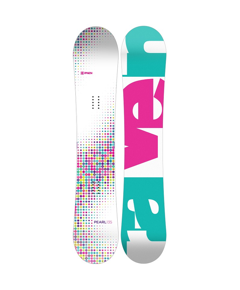 Snieglentės Raven Pearl Junior Snowboard 2020/2021