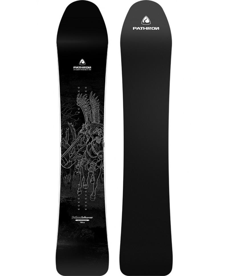 Snieglentės Snieglentė Pathron Softcarver 2017/2018 160cm