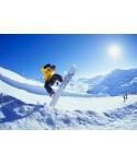 Pagrindinis Snieglentės komplekto nuoma (10 dienų) + Dovana