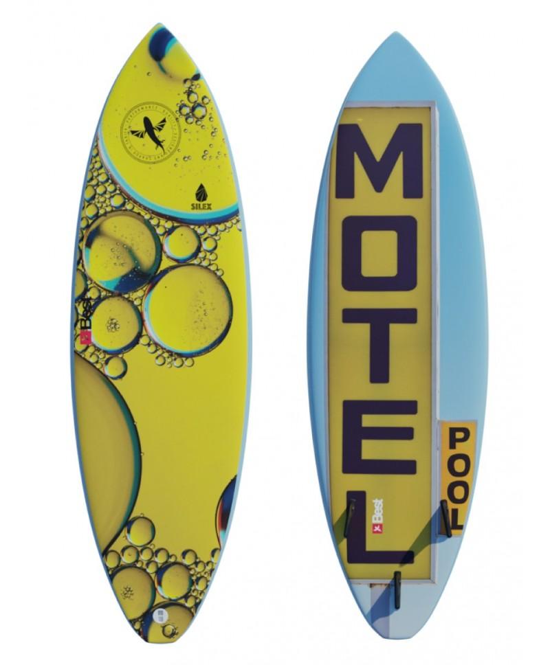 Kite lentos Motel