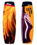 Kite lentos Fire