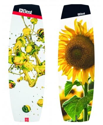 Kite lentos Sunflower