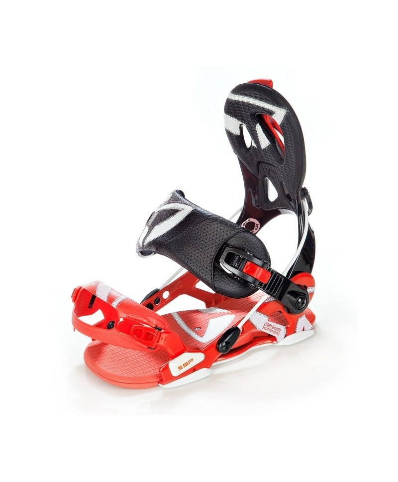 Apkaustai Snieglentės apkaustai SP Core Black/Red M