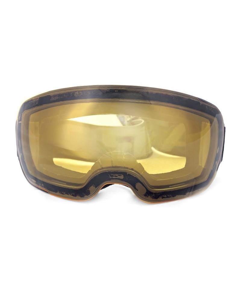 Akiniai Yellow lens for the goggles Pathron PTX200