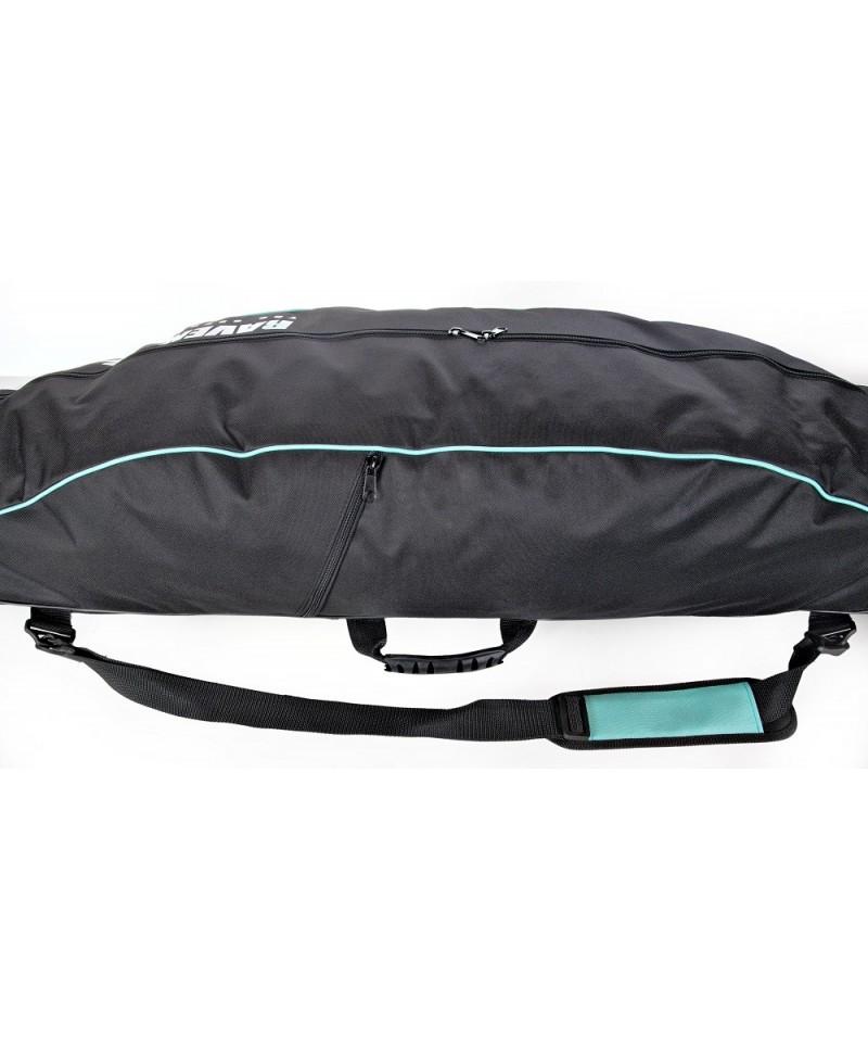 Aksesuarai Snieglentės Bag Raven Bliss 2019/2020 155cm black/mint