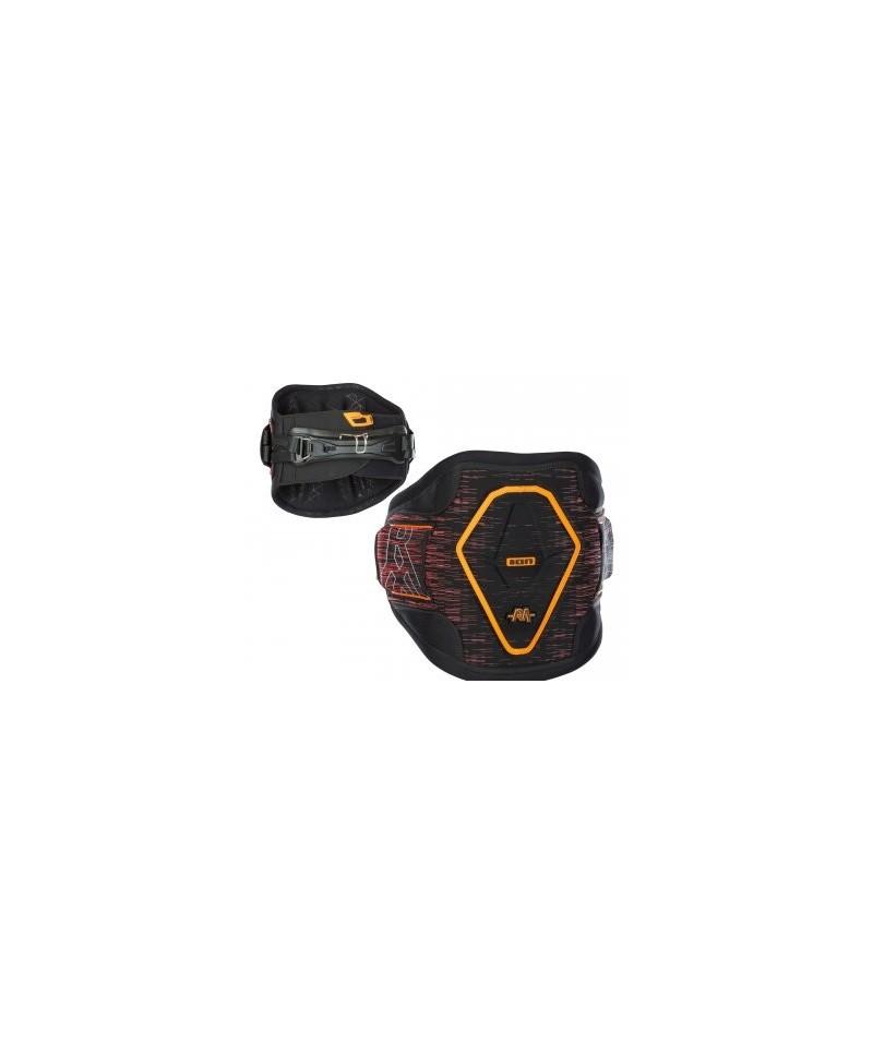 Trapecijos ION 2019 - Trapecija Surf Waist Radium Team Series - black/orange - 54/XL