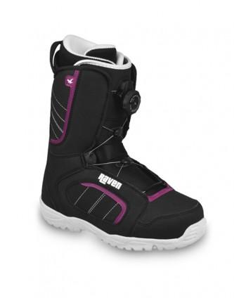 Snieglentės boots Raven...