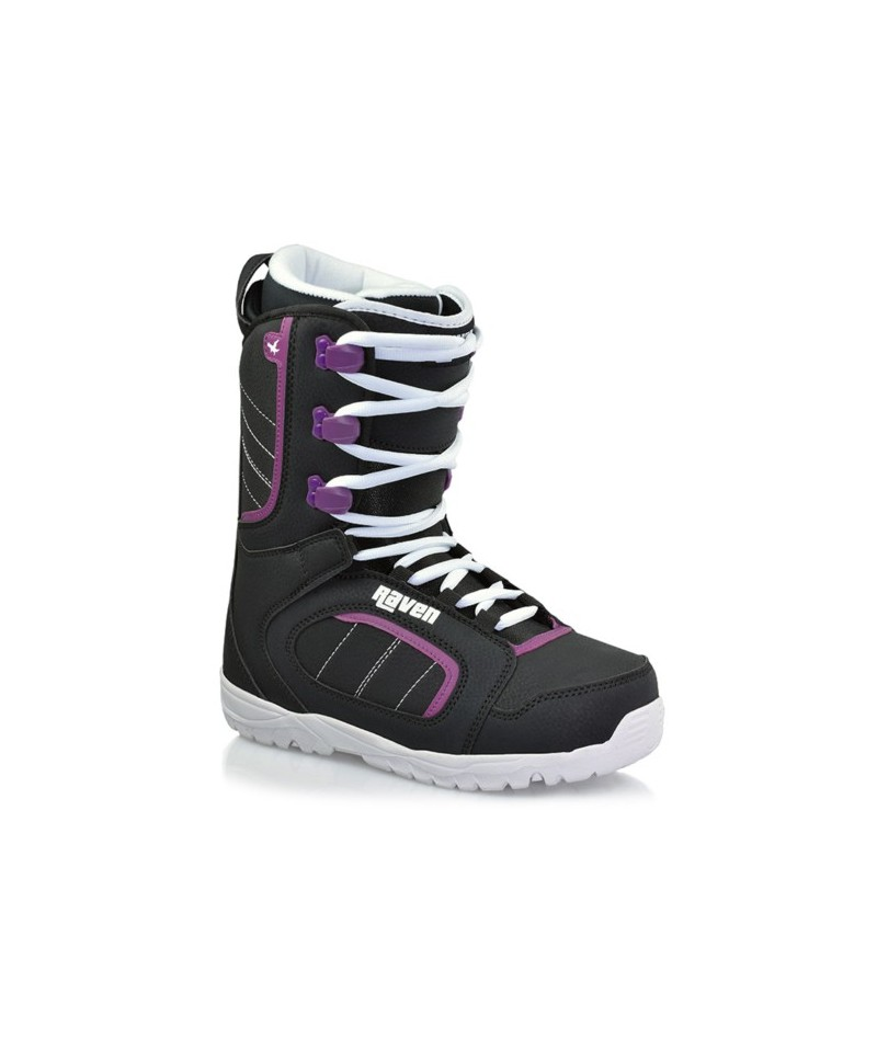 Batai Snieglentės boots Raven Diva