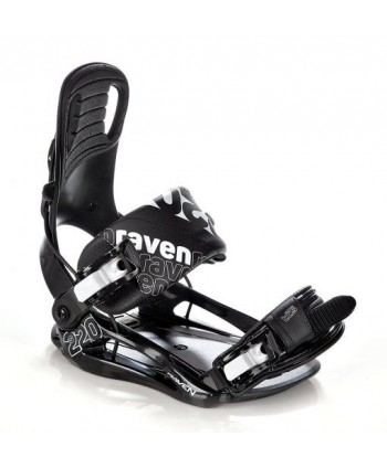 Snieglentės apkaustai Raven...