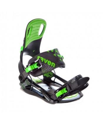 Apkaustai Snieglentės apkaustai Raven s220 Green