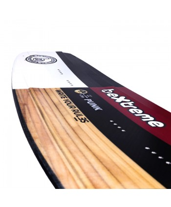Vandenlenčių įranga Wakeboard BeXtreme Punk 139cm