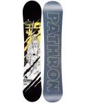 Snieglentės Snieglentė Pathron Sensei Yellow 2017/2018 155cm Wide