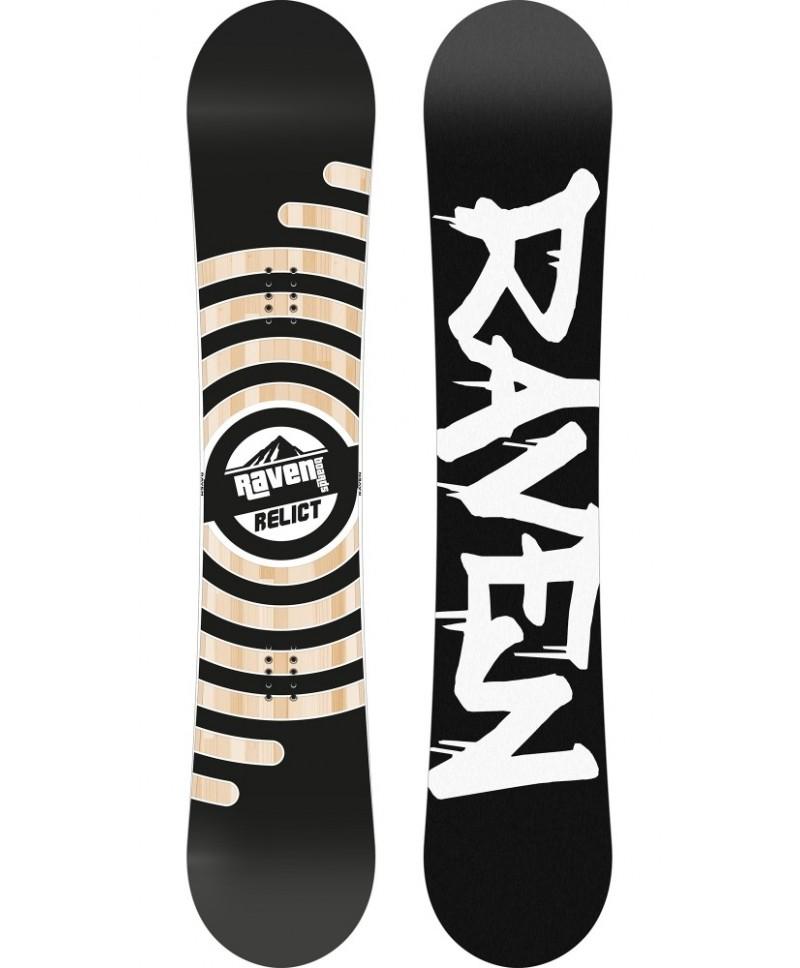 Snieglentės Raven Relict Limited Snieglentė 2018/2019